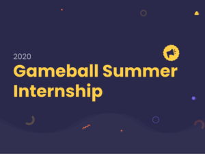summer-internship-2020-Gameball