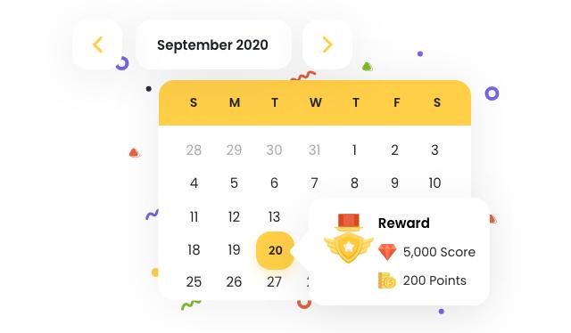 Scheduled Challenges