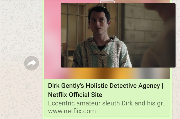 netflix picture-in-picture mode