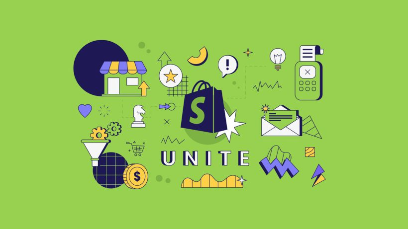 Shopify Unite 2021 commentary by Gameball