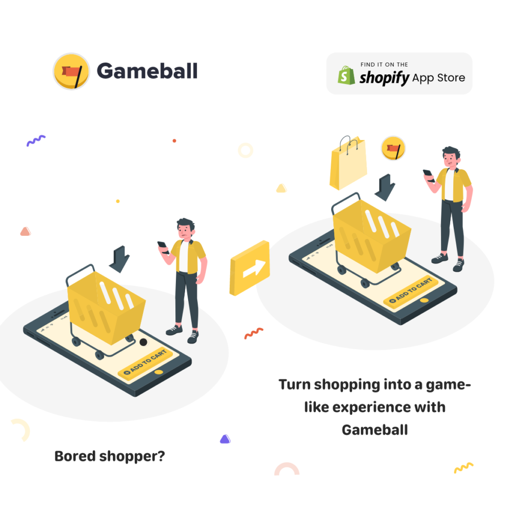 Gameball's gamified loyalty experience should be part of your Shopify marketing strategy