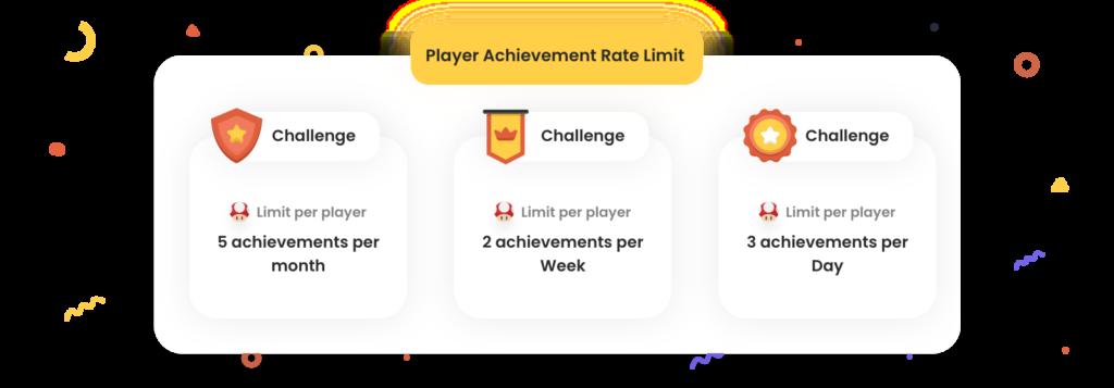 Limit-player-achievement-per-challenge